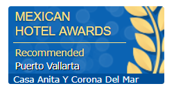 Casa Anita, Corona del Mar, Traveler and Hotel Award
